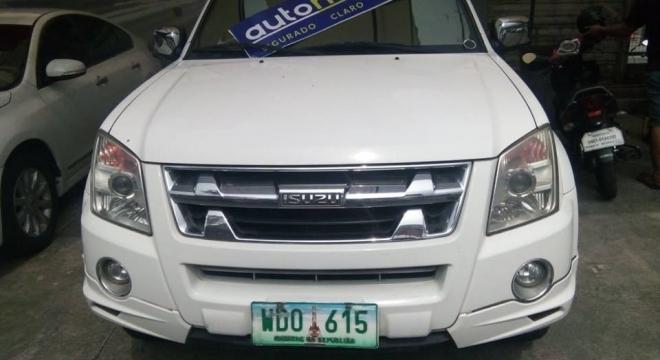2013 isuzu d-max 4x4 ls boondock mt used car for sale in paranaque city, metro manila, ncr autodeal