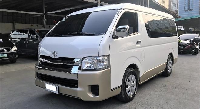 2014 Toyota Hiace 2.5L MT Diesel