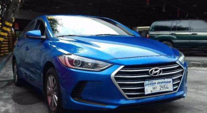 2016 Hyundai Elantra 2.0 GLS AT