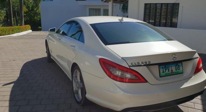 2012 Mercedes-Benz CLS550 4.7L AT Gasoline