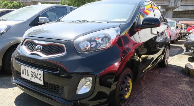 2015 Kia Picanto 1.0L MT Gasoline