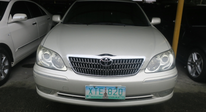2005 Toyota Camry 2.4V AT