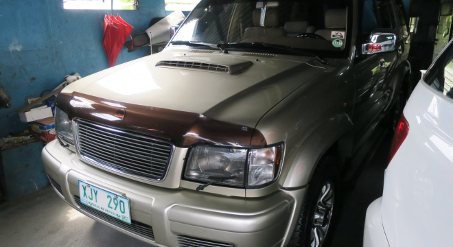 2003 Isuzu Trooper 31l At Diesel Used Car For Sale In Bacoor City