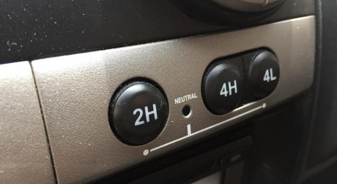 2013 Isuzu D-MAX 4X4 LS Boondock MT