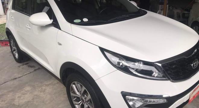 2015 Kia Sportage 2.0L AT Diesel