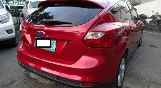 2013 Ford Focus Hatchback Trend 1.6L AT Gas