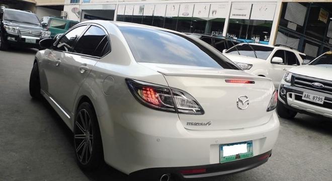 2010 Mazda 6 Sedan 2.5L