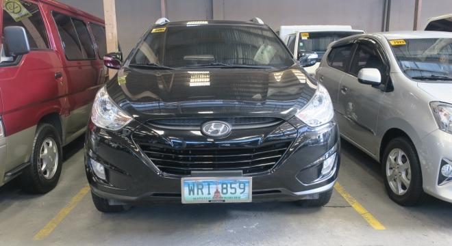 2013 Hyundai Tucson GLS AT