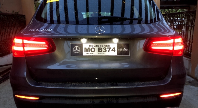 2018 Mercedes-Benz GLC 200 2.0L AT Gasoline