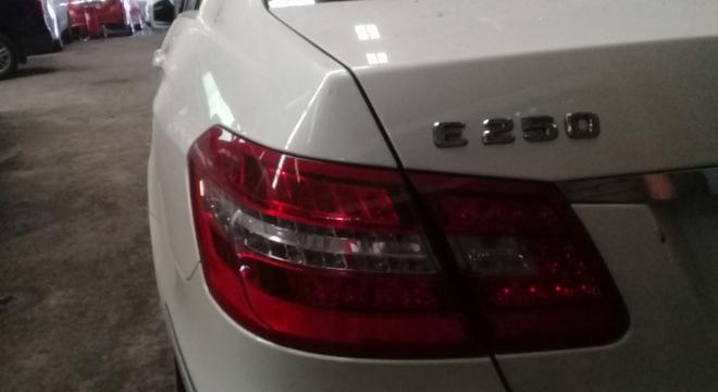 2013 Mercedes-Benz E-Class E250 CDI Elegance