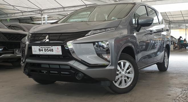 2018 Mitsubishi Xpander GLX MT