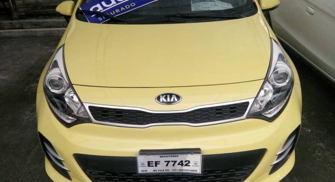 2016 kia rio hatchback 1.4l ex used car for sale in paranaque city, metro manila, ncr autodeal