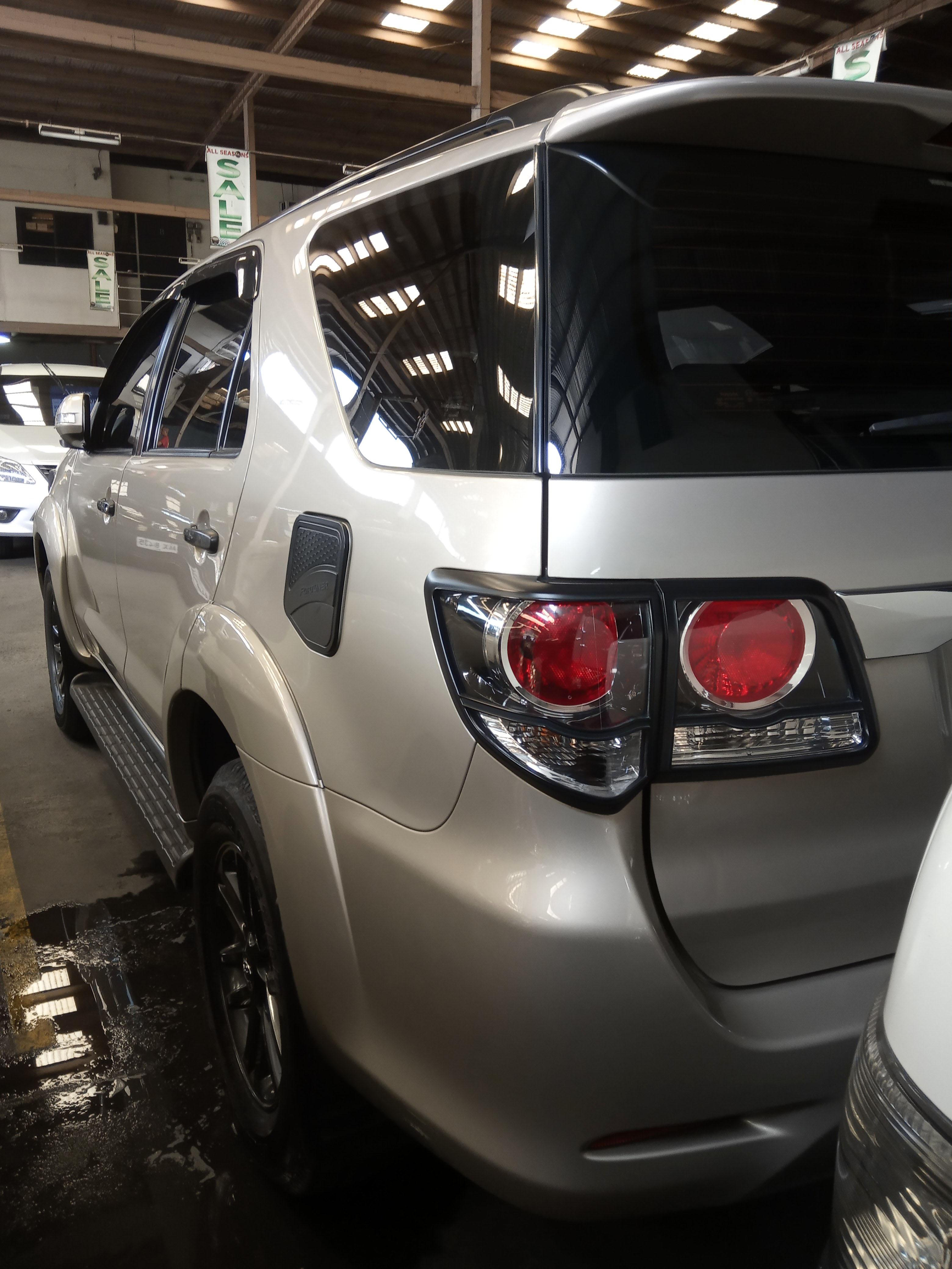 2016 Toyota Fortuner 2.5V (4x2) AT