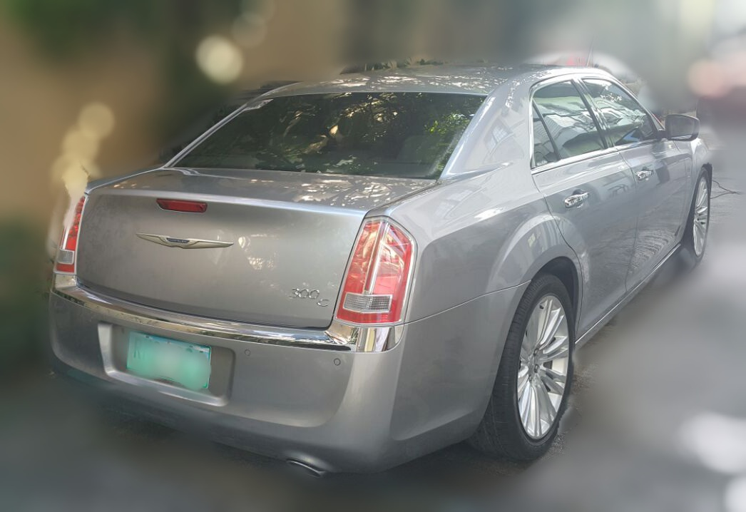 2014 Chrysler 300C V6