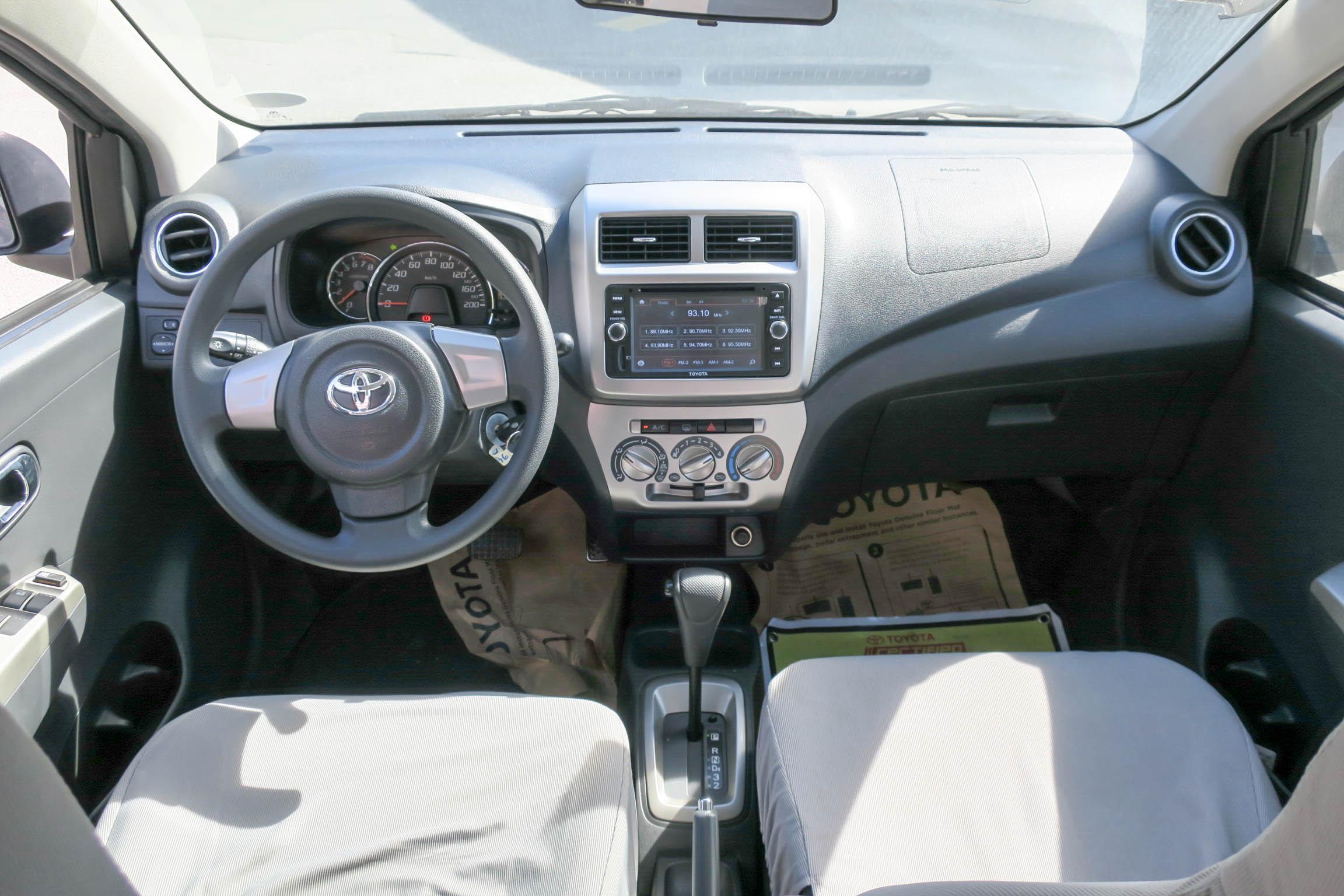 2015 Toyota Wigo 1.0 G AT TRD