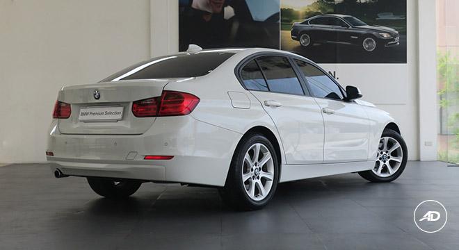 2015 BMW 3-Series Sedan 318d