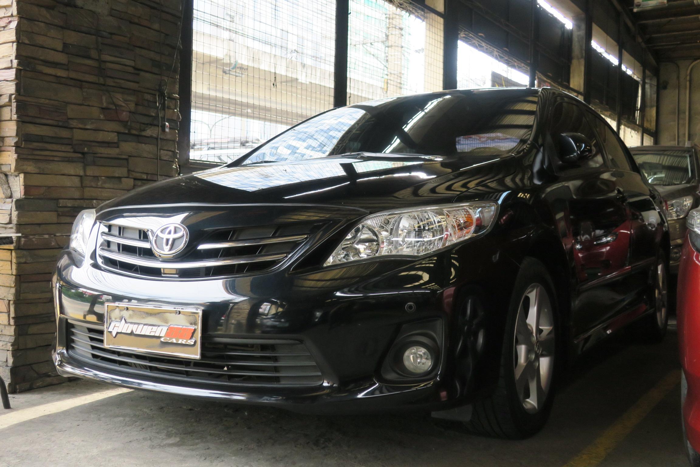 2013 Toyota Corolla Altis 1.6 V AT