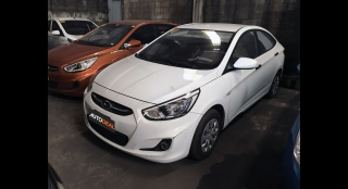 2017 Hyundai Accent Sedan 1.4L AT Gasoline