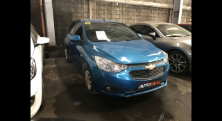 2016 Chevrolet Sail 1.3L LT MT