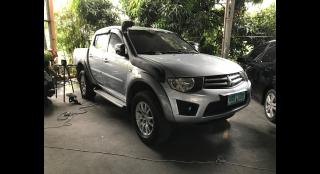 2012 Mitsubishi Strada GLS Sport V AT