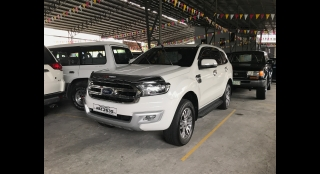 2015 Ford Everest 2.2 Trend 4x2 AT