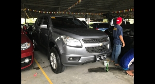 2016 Chevrolet Trailblazer L AT Diesel (4X2)