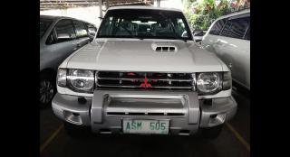 2003 Mitsubishi Pajero 2.5 AT Diesel