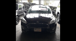 2016 Ford Focus Hatchback S