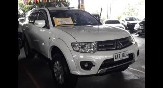 2014 Mitsubishi Montero Sport GLX AT (4X2)