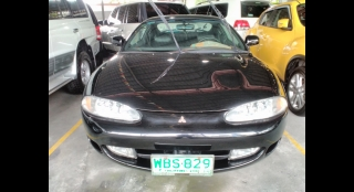 1997 Mitsubishi Eclipse AT