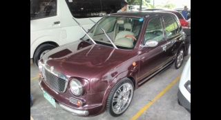 2001 Nissan Verita AT