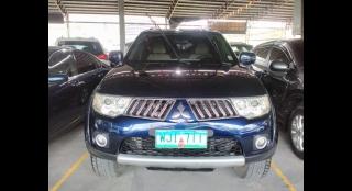 2013 Mitsubishi Montero GLX AT