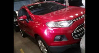 2014 Ford EcoSport 1.5 Trend MT