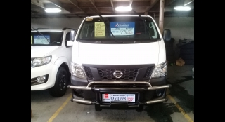 2016 Nissan Urvan NV350 MT