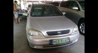 2002 Opel Astra AT 1.6