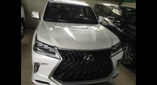 2018 Lexus LX450 D V8 4x4