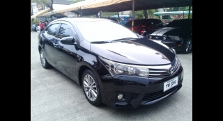 2016 Toyota Corolla Altis 1.6V AT