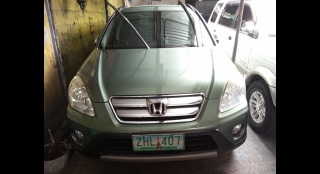 2006 Honda CR-V 4WD AT