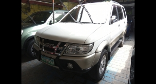 2011 Isuzu Crosswind Turbo MT
