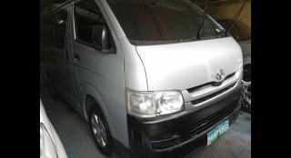2010 Toyota Hiace Commuter MT
