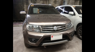 2017 Suzuki Grand Vitara SE GL AT