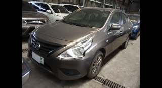 2016 Nissan Almera BASE MT
