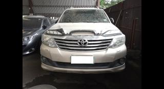 2012 Toyota Fortuner G AT DSL