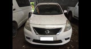 2014 Nissan Almera MID AT