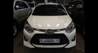 2018 Toyota Wigo 1.0 G AT