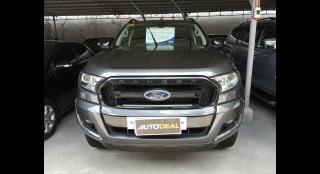 2017 Ford Ranger FX 4 MT