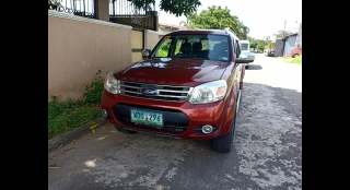 2013 Ford Everest AT