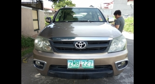 2008 Toyota Fortuner G Gas AT