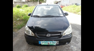 2010 Hyundai Getz MT