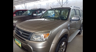 2013 Ford Everest 2.5L AT